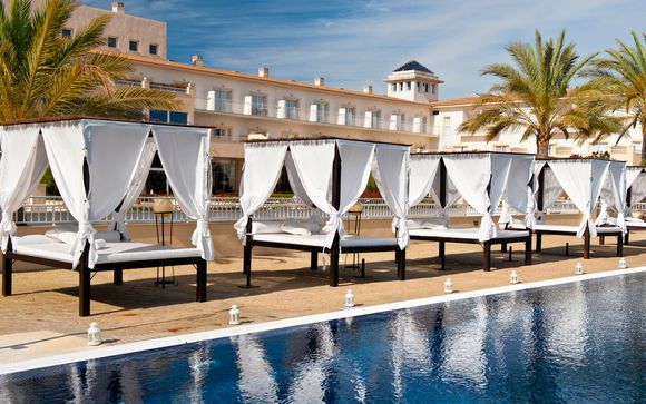 Garden Playanatural Hotel & Spa 4* - Solo Adultos
