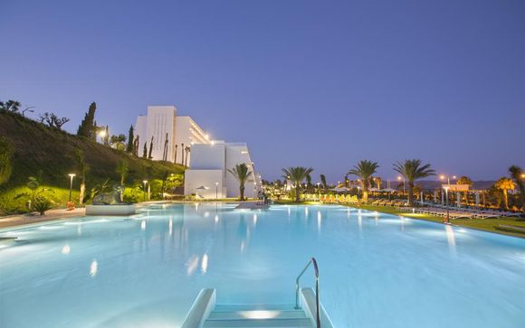 Grand Hotel Luxor All Suites 5*