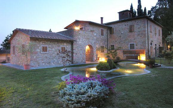 Relais Villa Petrischio 4*