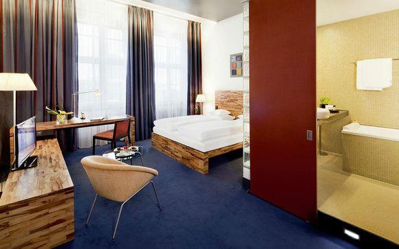 Mövenpick Hotel Berlin Am Potsdamer Platz 4*