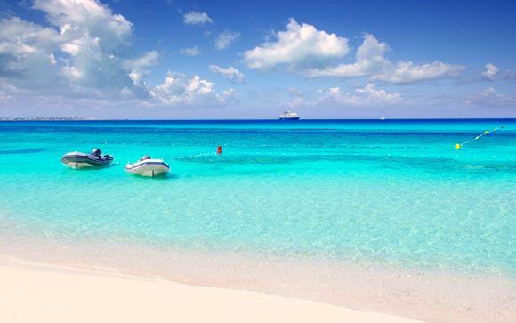 Hotel Formentera Playa **** - Playa Migjorn, Formentera - España