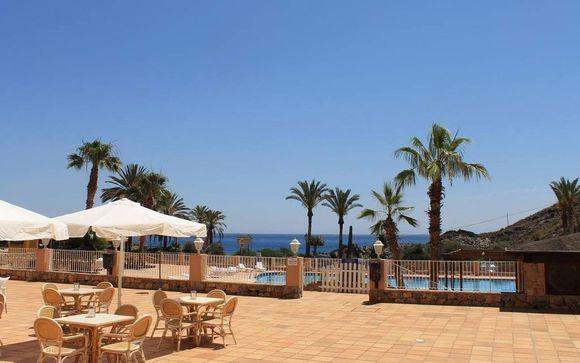 Ofertas y descuentos moj car suite hotel puerto marina 4 - Hotel puerto marina mojacar ...