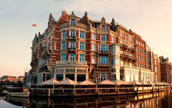 Emblemático hotel de lujo y fantástica ubicación
