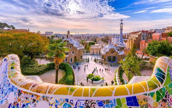 NH Barcelona Sants 4*