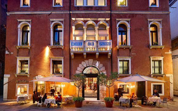 S jours venise voyage priv for Boutique hotel venise