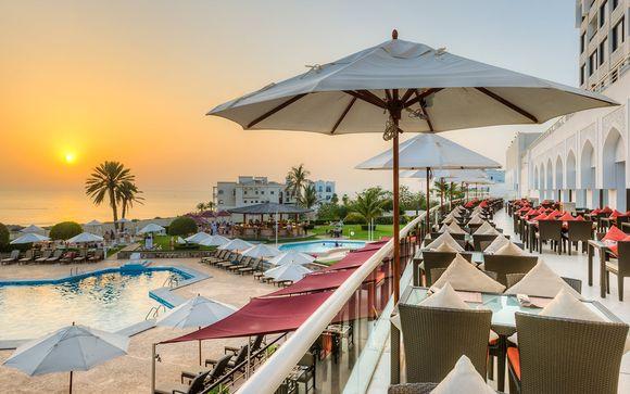 Hôtel Crowne Plaza Muscat 4*