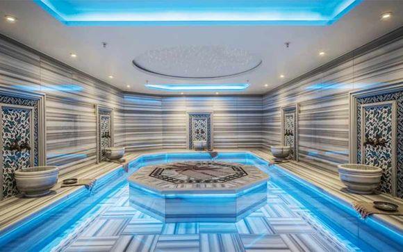 Hotels Pour Une Escapade A Istanbul : Novotel istanbul bosphorus hotel voyage priv� jusqu à