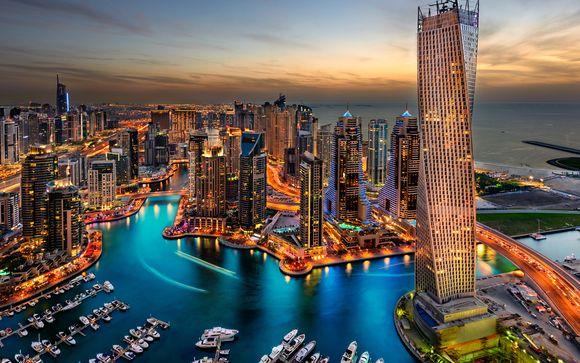 Hôtel Movenpick Jumeirah Beach Dubai 5*
