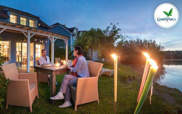 France Chamouille - Center Parcs Domaine du Lac d'Ailette - Cottage VIP à partir de 275,00 €