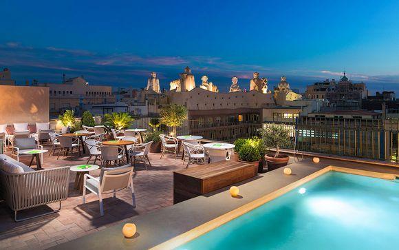Hôtel H10 Casa Mimosa 4*