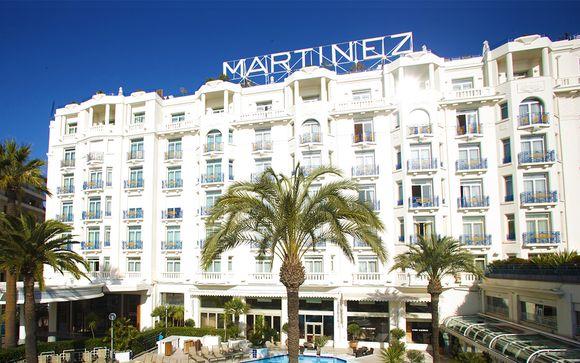 Grand Hyatt Cannes Hôtel Martinez 5*