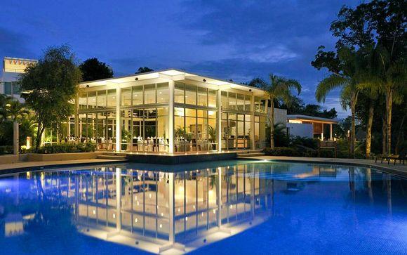 Bahia Principe Sian Kaan5* ou avec circuit Découverte du Yucatan 12 nuits