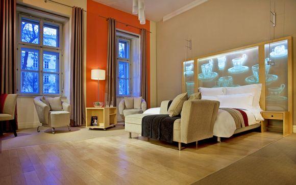 Hôtel Le Meridien Vienna 5*
