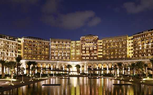 Ritz Carlton Grand Canal 5* avec Etihad Airways
