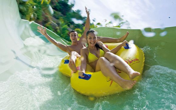 SplashWorld Villa Mandi Golf Resort & Siam Park 4*