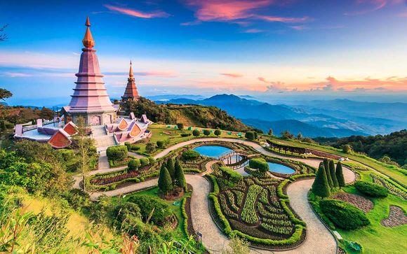 Circuit Thailande Majestueuse