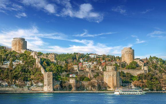 Hotels Pour Une Escapade A Istanbul : Hôtel the point taksim voyage priv� jusqu à