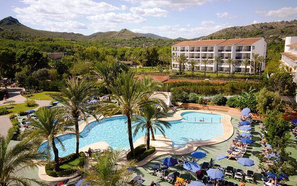 Hôtel Naya Beach Club Font De Sa Cala 4*