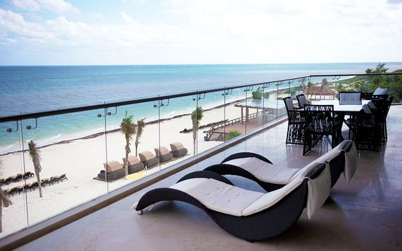 Hideaway at Royalton Riviera Cancun 5*