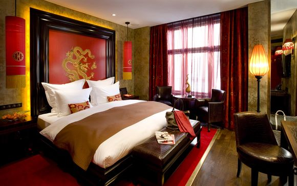 Buddha Bar Hotel Prague 5*