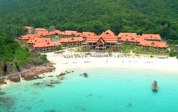 Hotel Royal 4* + Laguna Redang Resort 4*