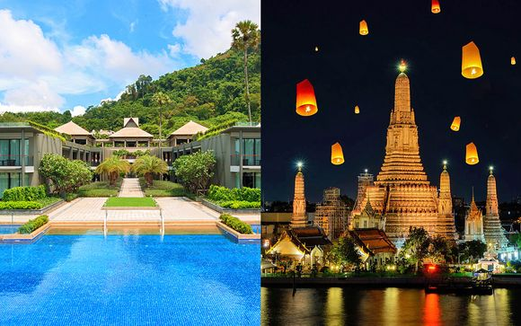 Novotel Bangkok Sukhumvit 20 4* + Phuket Marriott Resort and Spa, Nai Yang Beach 5* o viceversa