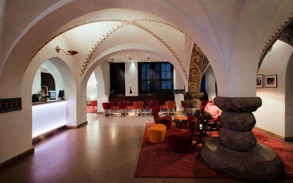 Arctic boutique hotel voyage priv fino a 70 for Negozi di arredamento del distretto di design dallas