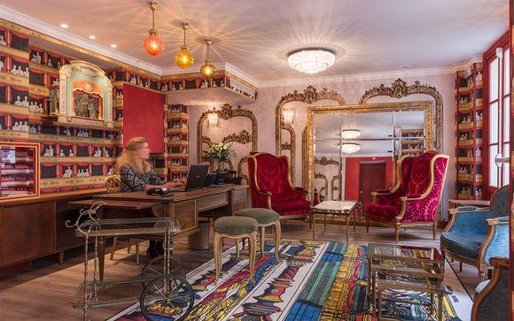 Hotel Sacha 3*
