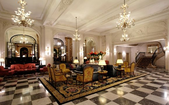 Le Plaza Brussels 4* Superior