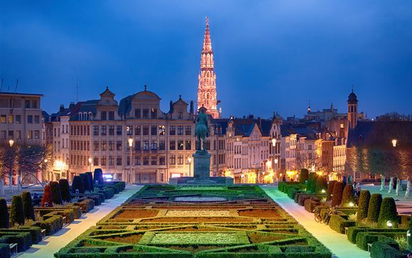 Hotel NH Brussels Grand Place Arenberg 4*