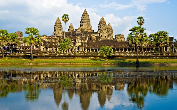 World Heritage Sites in Indochina