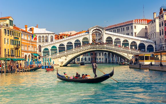 Venice, Florence & Rome by Rail 4*