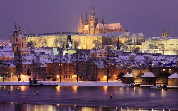 Occidental Praha Wilson 5*