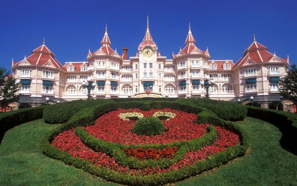 Disneyland Hotel***** - Disneyland® Paris - France