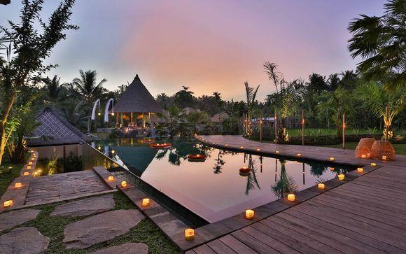 Sankara Resort Ubud & Royal Beach Seminyak 4/5*
