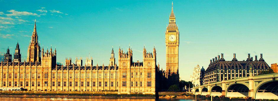 séjours à Londres