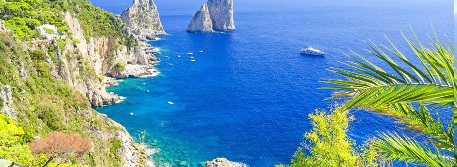 Viaggio a Capri