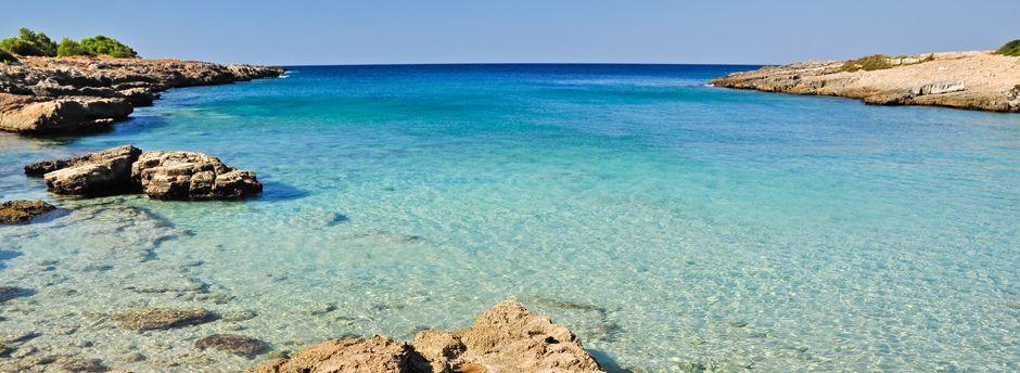 Viaggio a Polignano a Mare