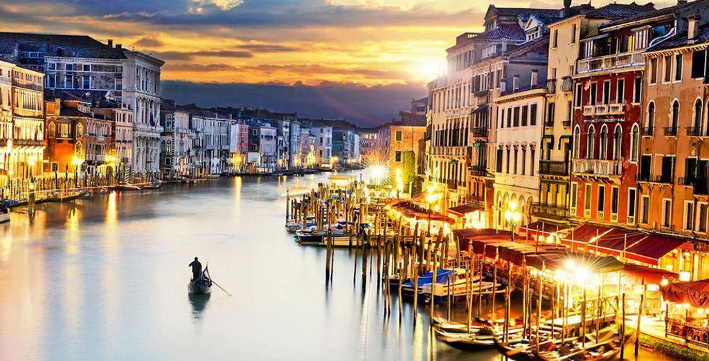 Venedig ist eine einzigartige Stadt