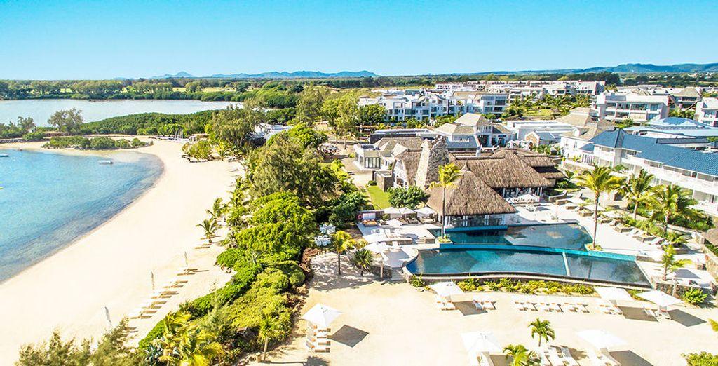 Fliegen Sie nach Mauritius