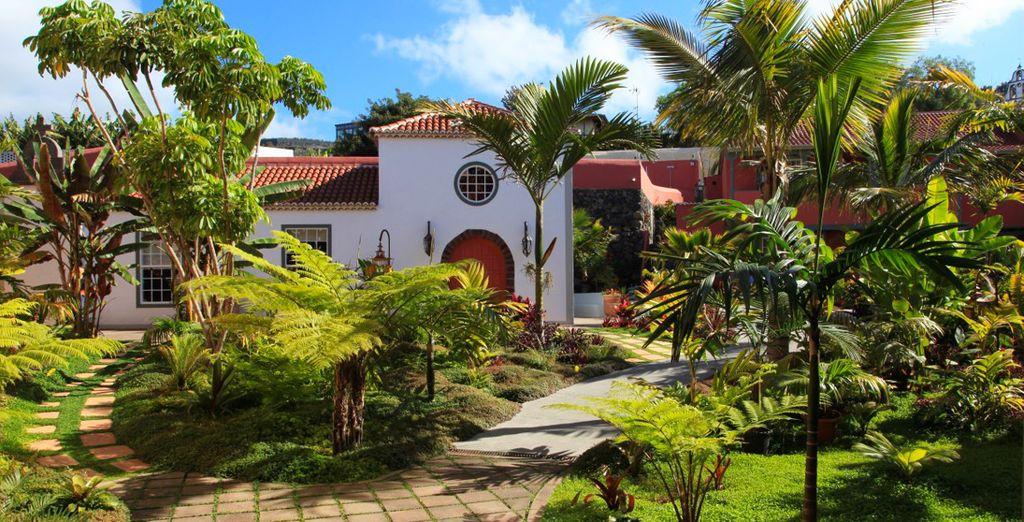 Buchen Sie das luxuriöse Hotel Boutique Hotel Hacienda de Abajo