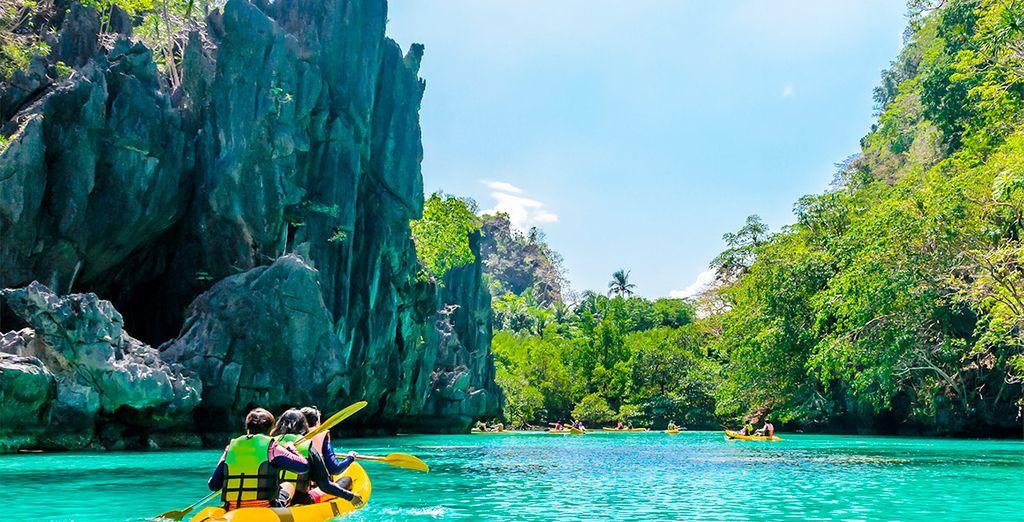 Farbenfrohe Rundreise durch die Philippinen