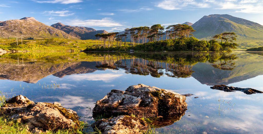 Genießen Sie einen unglaublichen Urlaub in Irland mit Voyage Privé