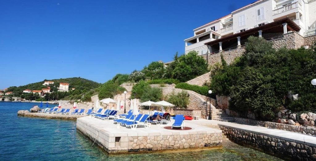 Hotel Bozica Dubrovnik Island 4* mit Voyage Privé