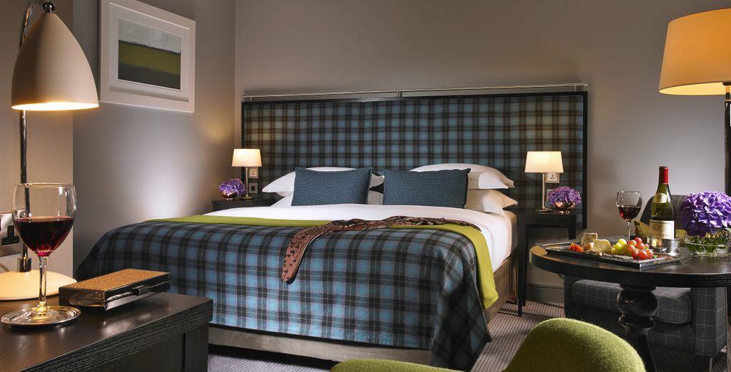 Entdecken Sie die luxuriösen Hotels in Irland.
