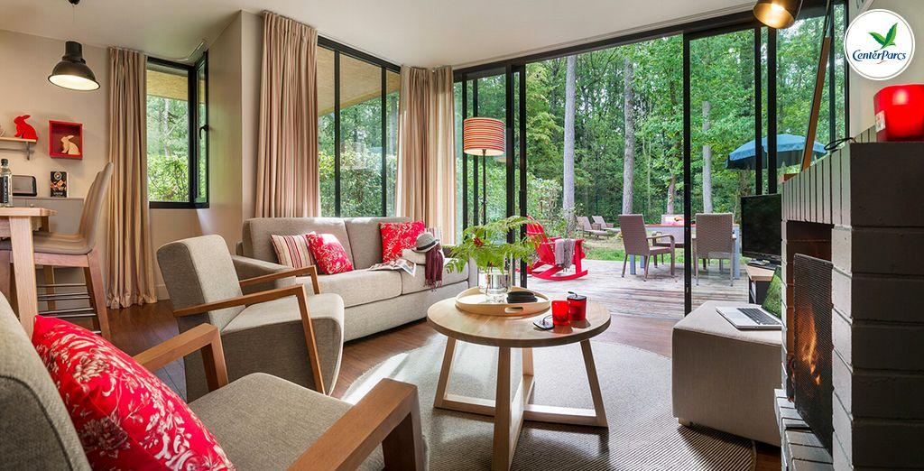 Bewertungen - Center Parcs: Domaine des Bois Francs - Cottage VIP ...