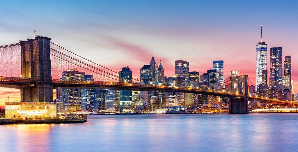 Beginnen Sie Ihre Reise in New York