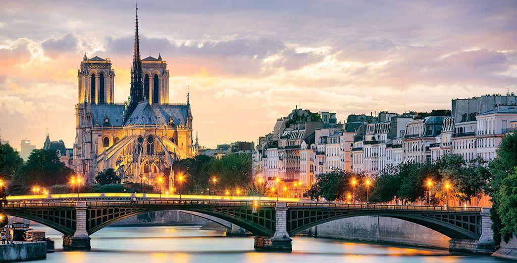 Entdecken Sie die wunderschöne Stadt Paris mit Voyage Privé