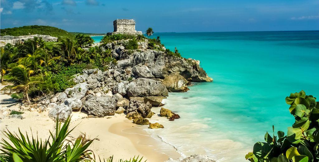 Auf Wunsch können Sie Ihre Reise anschließend mit einer Entdeckungstour nach Yucatan verlängern