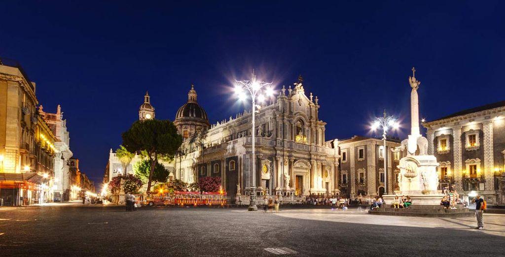 Entdecken Sie unseren Reiseführer für Sizilien, eine Region Italiens, die für ihren Vulkan und ihre Architektur bekannt ist